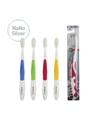 EQ Wellbeing Nano ezüst junior fogkefe