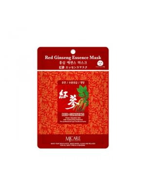 MJCare Vörös Ginzeng esszencia maszk