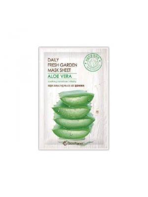 Skin Planet Daily Fresh Garden maszk - aloés