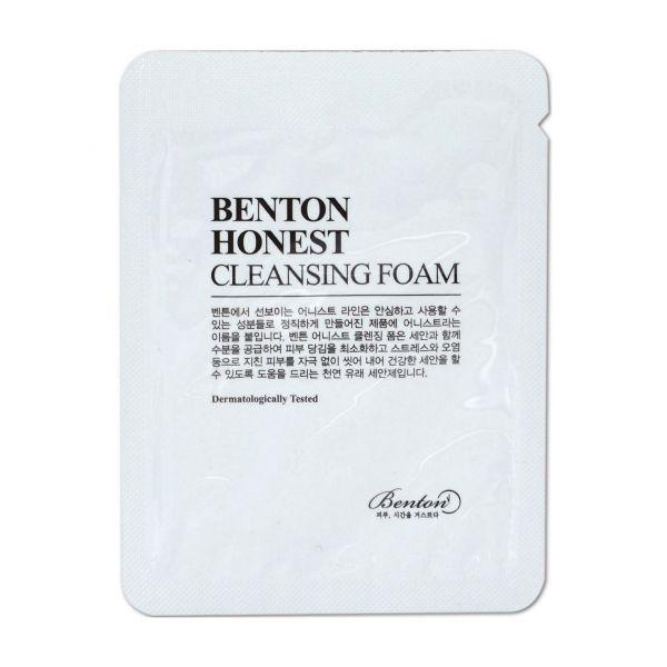 Benton Arclemosó hab minta