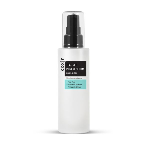 Coxir Tea Tree Pore & Sebum emulzió