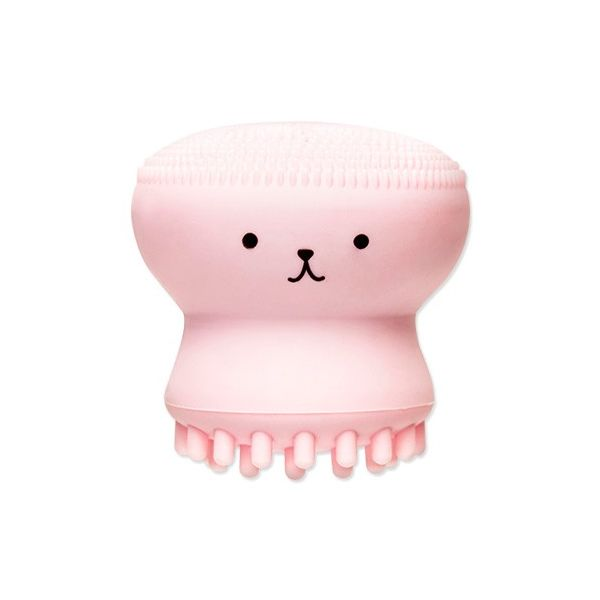 Etude House Jellyfish hámlasztó szilikon kefe
