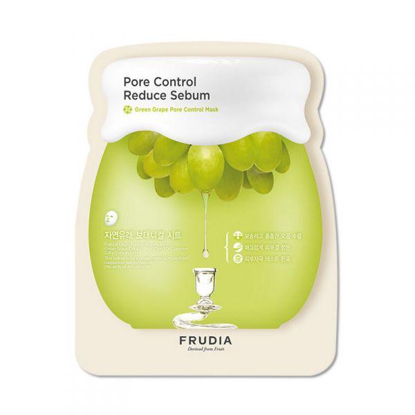 Frudia Zöld Szőlő póruskezelő arcmaszk