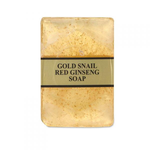 GESS Gold Snail vörös ginzenges szappan