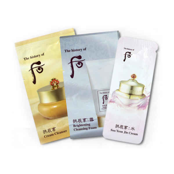 History of Whoo mintacsomag