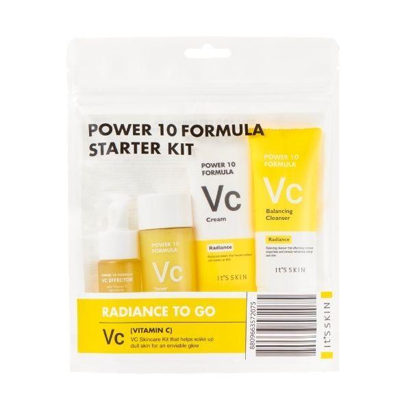 It's Skin POWER 10 Formula VC Starter Kit folthalványító szett