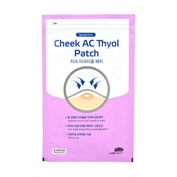 Labottach AC Thyol pattanás elleni tapasz