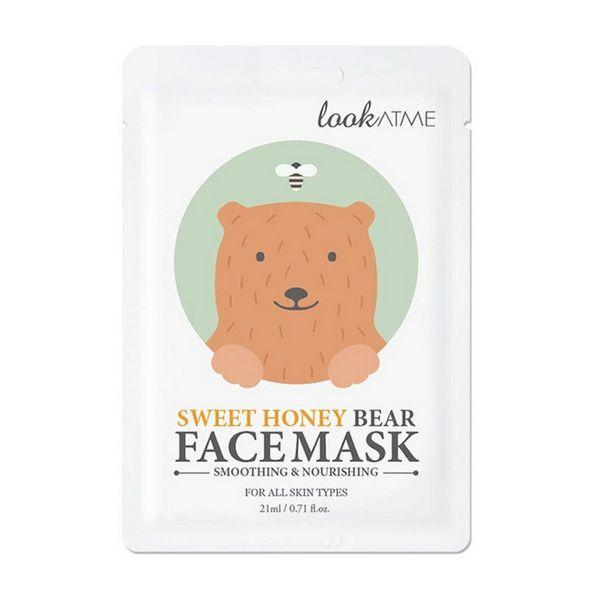 Lookatme Sweet Honey Bear arcmaszk