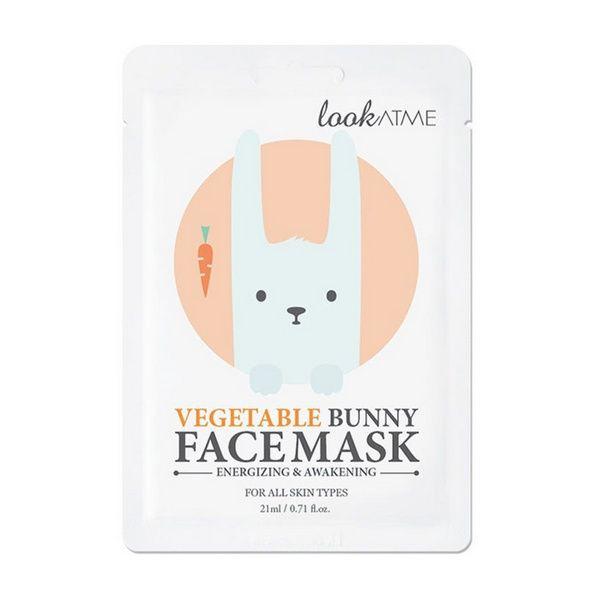 Lookatme Vegetable Bunny arcmaszk