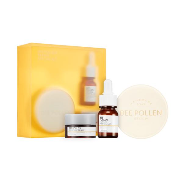 Missha Bee Pollen bőrmegújító mini szett
