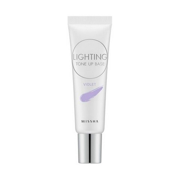 Missha Lighting Tone Up primer - Lila SPF30/ PA++