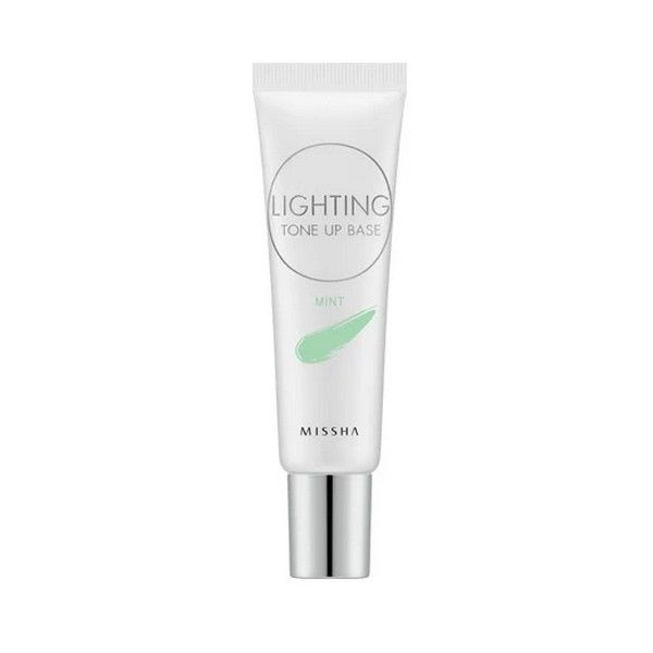 Missha Lighting Tone Up primer - Menta Zöld SPF30/ PA++