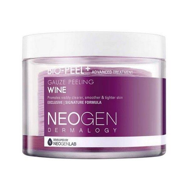 Neogen Gauze Peeling Wine hámlasztó lapka