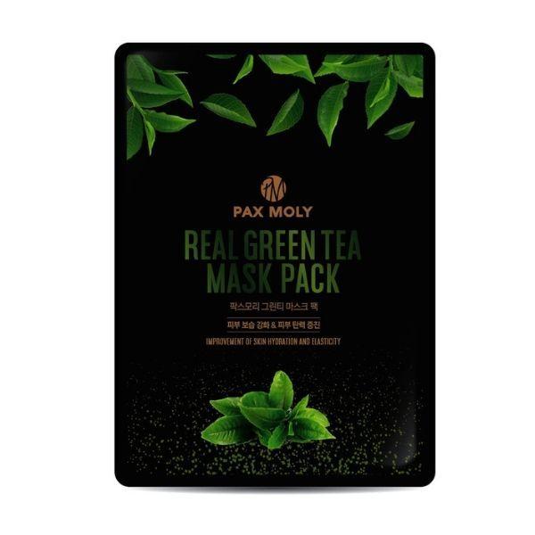 PAXMOLY zöld teás arcmaszk