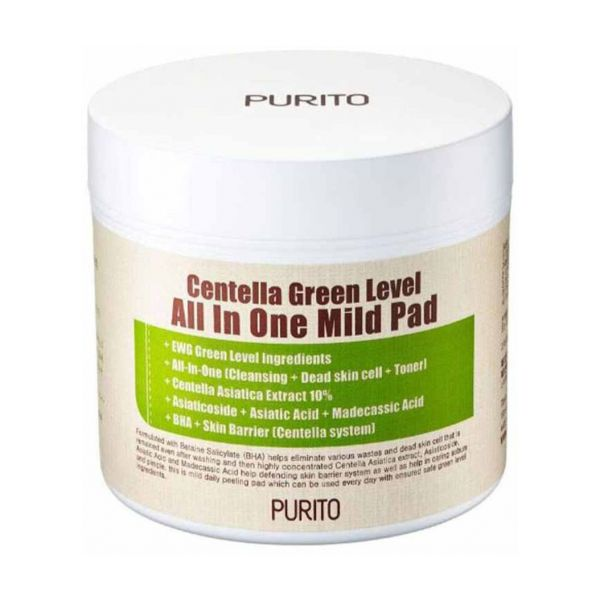 PURITO Centella Green Level All In One lapka