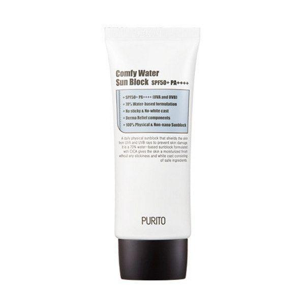 PURITO Comfy Water fényvédő