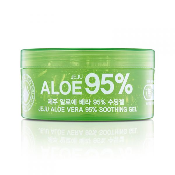 Royal Skin Jeju Aloe Vera 95% bőrnyugtató gél