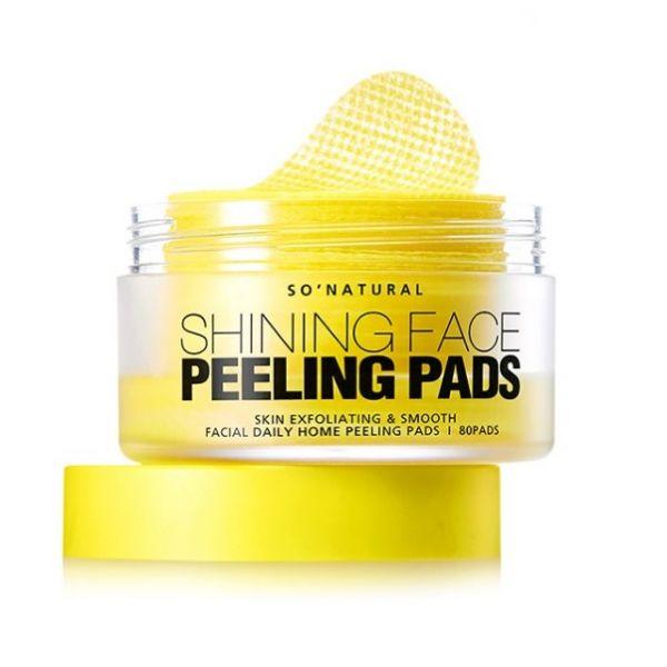 So Natural Shining Face hámlasztó lapka