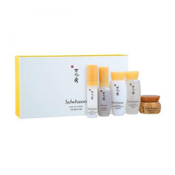 Sulwhasoo alap szett (5 részes) mini-csomag