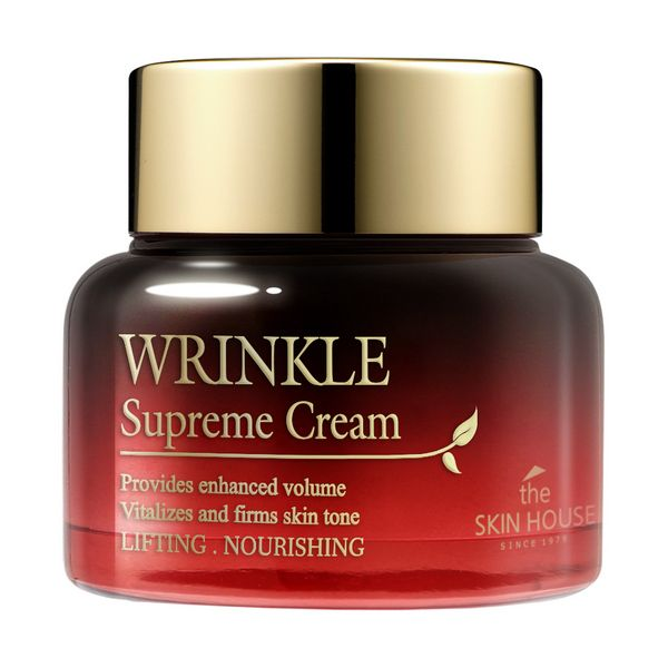 The Skin House Wrinkle Supreme bőrfeszesítő arckrém