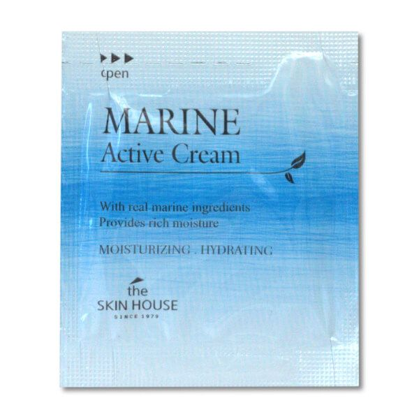 The Skin House Marine Active hidratáló arckrém minta