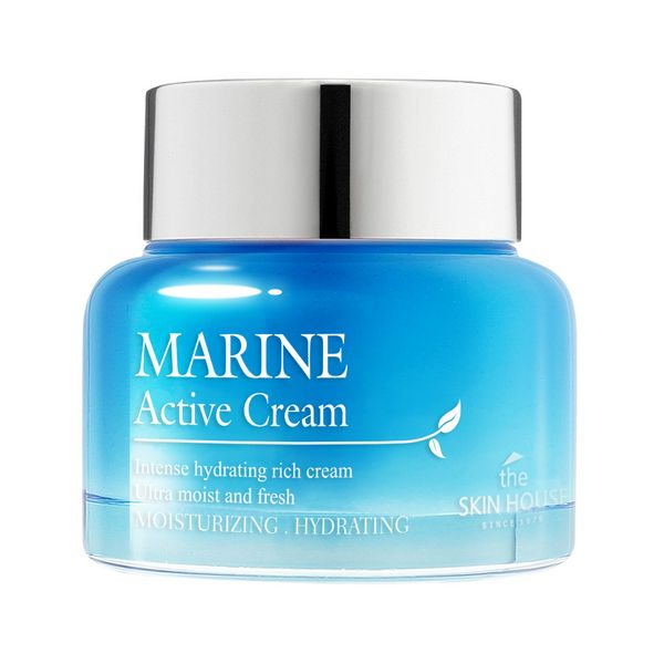 The Skin House Marine Active hidratáló arckrém