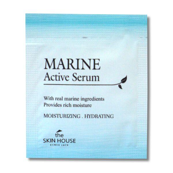 The Skin House Marine Active hidratáló szérum minta