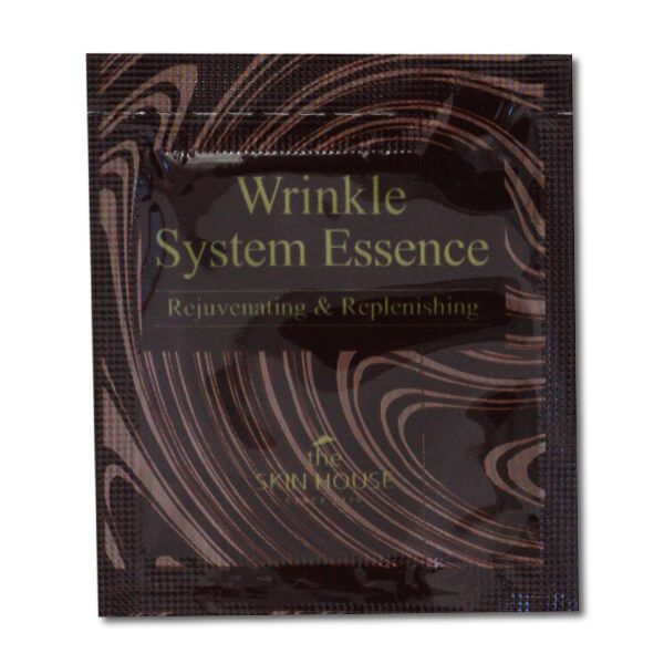 The Skin House Wrinkle Snail System eszencia minta