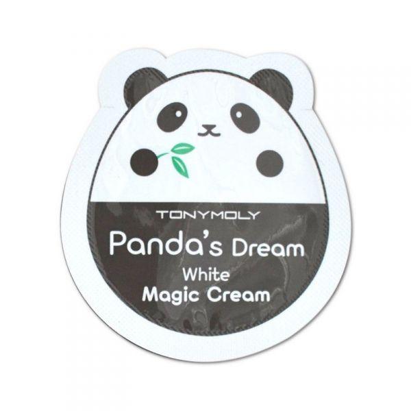 TonyMoly Panda White Magic Fehérítő krém minta