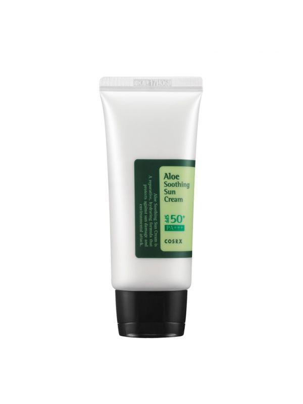 COSRX Aloés nyugtató napvédő SPF50 PA+++