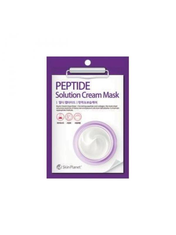 Skin Planet Peptid Solution krém maszk